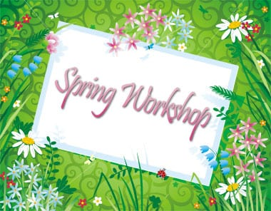 Spring Workshop Logo of Master Gardeners of the Ozarks Annual Event